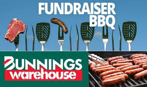 Bunnings BBQ fund raiser